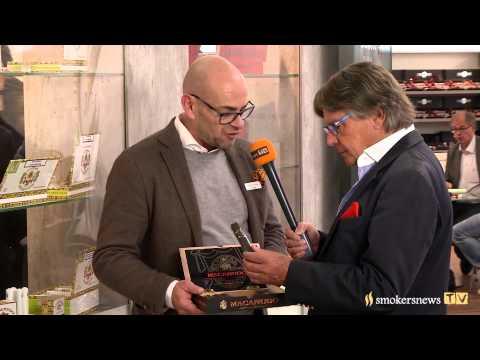 InterTabac 2015 Interview Markus Wirtz Scandinavian Tobacco Group Deutschland GmbH