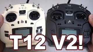 Jumper T12 V2 OpenTX Transmitter 😍