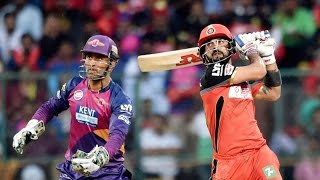 Download Video RCB vs RPS, IPL 2016: Royal Challengers Bangalore won by 7 wickets MP3 3GP MP4