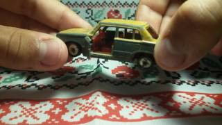 Радянська іграшка ВАЗ-2101