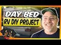 Coziest DIY Daybed for you RV  #25