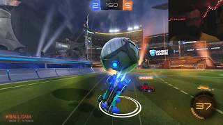 Trace Vandal's Casual Gaming///Quiet Rocket League....Wife is studying