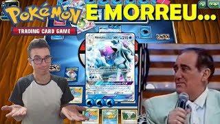 E MORREU... - POKÉMON TRADING CARD GAME ONLINE