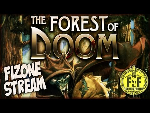 FiZone Fighting Fantasy - The Forest of DOOoOOOOOooooOooM