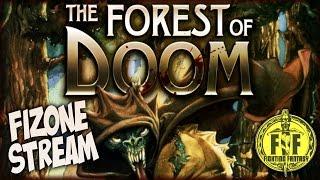FiZone Fighting Fantasy - The Forest of DOOoOOOOOooooOooM