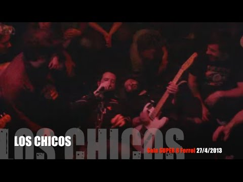 Los chicos sala super 8 ferrol 27 4 2013 youtube for Sala super 8 ferrol