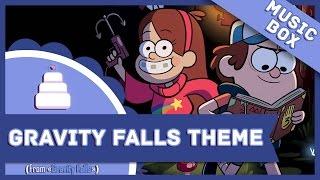 【Music Box】 Gravity Falls Theme