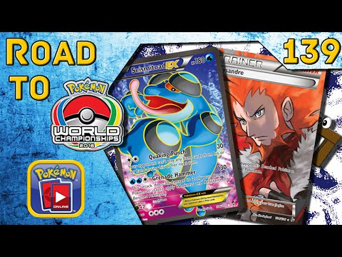Road to TCG Worlds 2016 #139 - Paul Johnston Water Toolbox Top 4 US Nationals [Pokémon TCG Online]