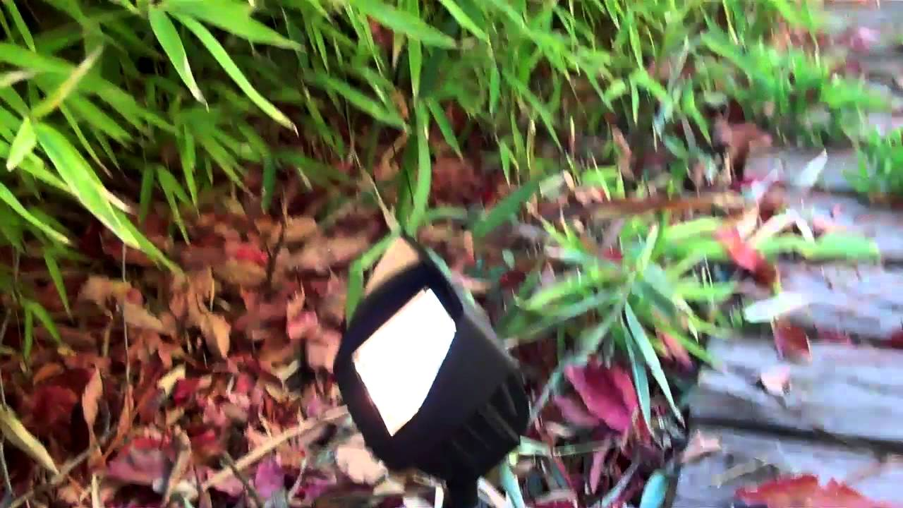 Total Outdoor Lighting: Outdoor landscape low voltage flood light fixture by Total Outdoor Lighting  - YouTube,Lighting