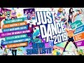 Just Dance 2019 Menu Song List! | Full Song List