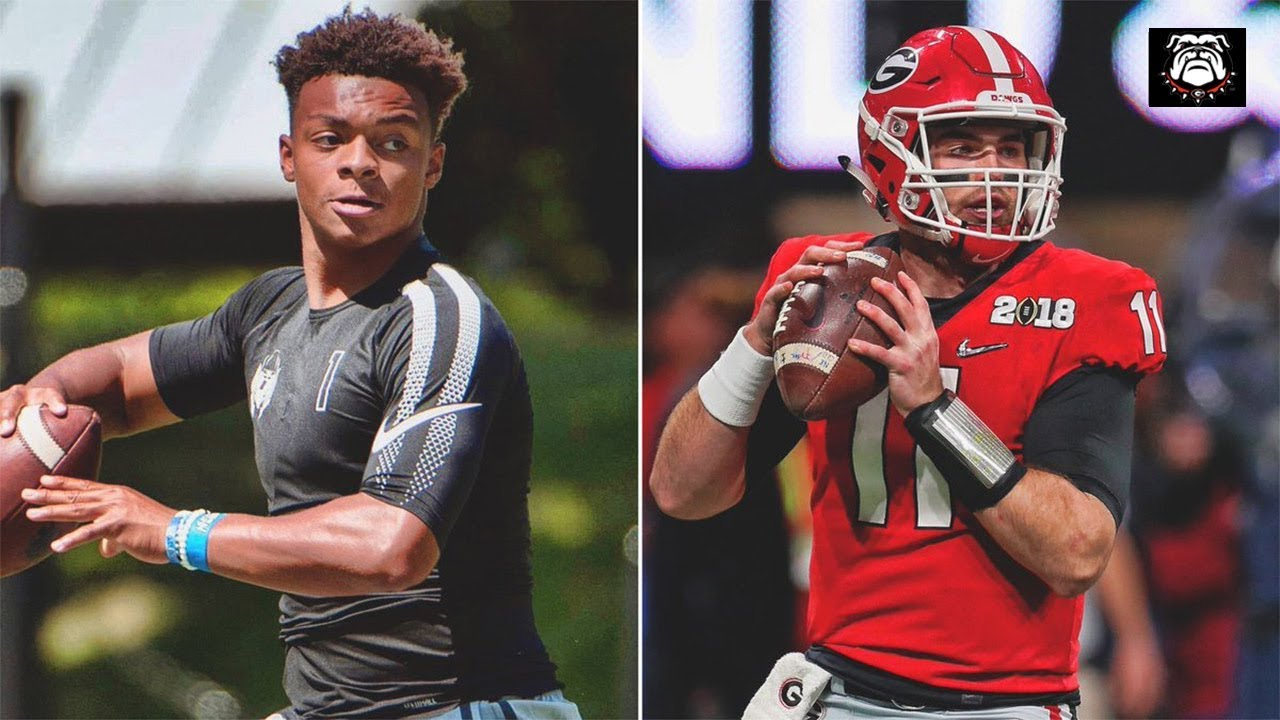 Former UGA teammates, NFL players respond to Jake Fromm's 'elite ...