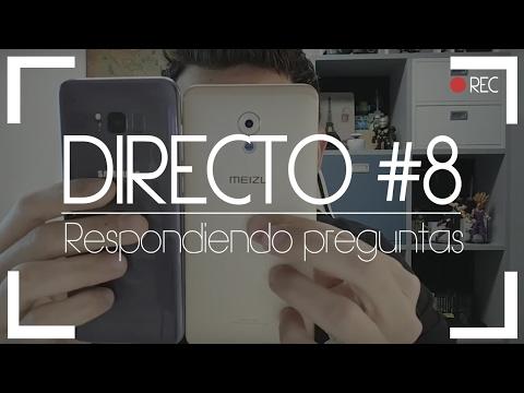 En Directo #8, Desde el Xiaomi Mi6 | ¿OP5 o Mi6?, ¿S8 o OP5?...