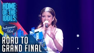 TIARA - BAHASA KALBU (Titi DJ) - ROAD TO GRAND FINAL - Indonesian Idol 2020