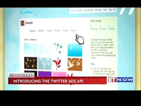 how to use twitter ads api