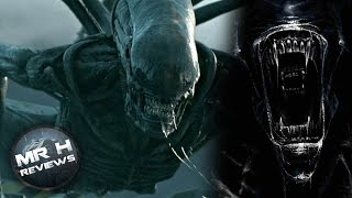 Protomorph vs Xenomorph - Alien: Covenant