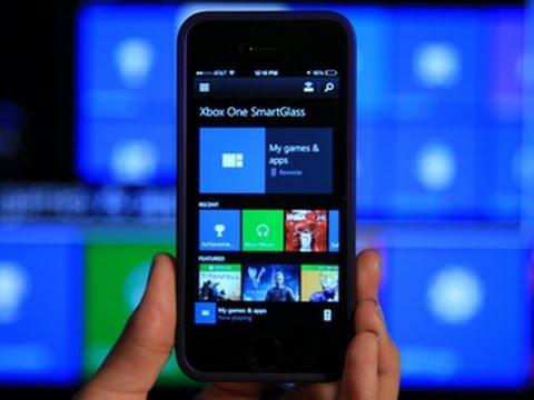 CNET How To - Control Your Xbox One With A Smartphone Or Tablet