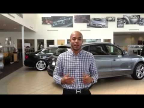 Personal Introduction Allen Justice Nalley Audi Roswell GA Atlanta