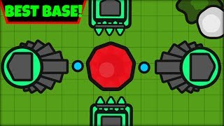 ZOMBS.IO BEST BASE EVER! | 🔥 NEW AFK BASE 🔥 | ZOMBS.IO AFK BASE (zombs.io update)