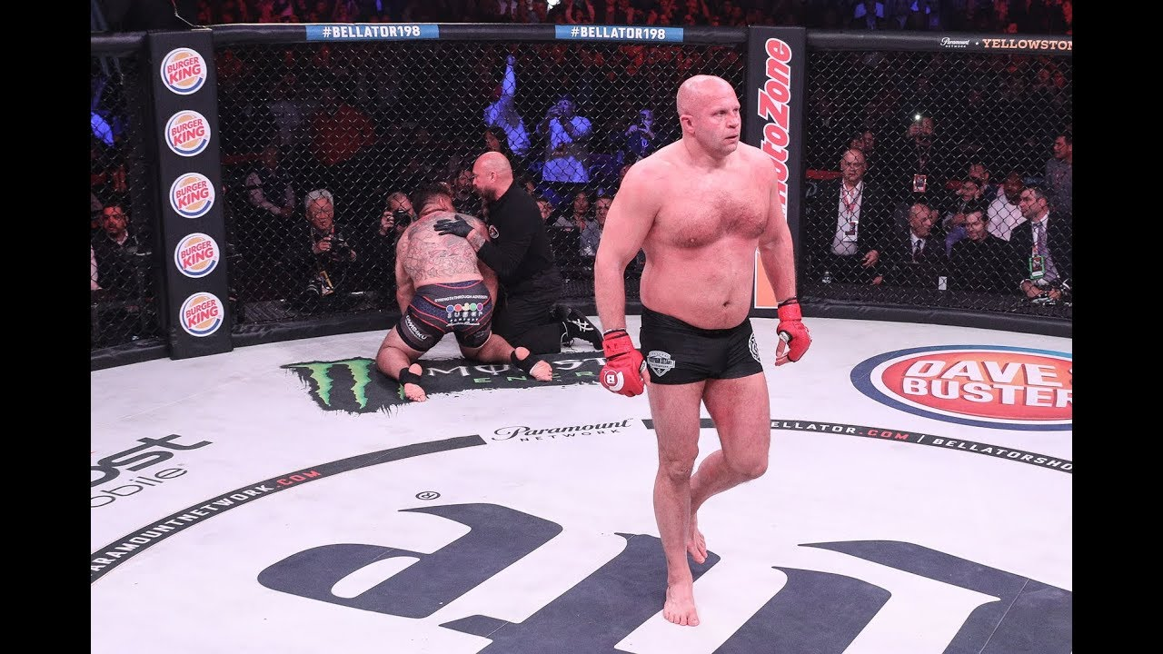 Fedor Emelianenko still training, picks Cain Velasquez as ...
