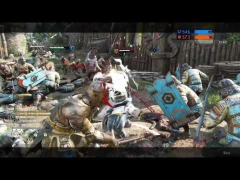 For Honor (Beta Cerrada) - Gameplay - Dominio [PS4]