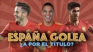 ¿POR QUÉ ESTA ESPAÑA SÍ FUNCIONA? | ESPAÑA 6-0 CROACIA
