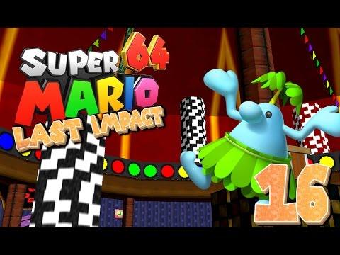 Super Mario 64: Last Impact - Episodio 16: CaCasino