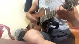 Hồ trên núi- cover guitar