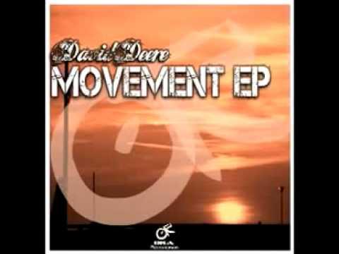 ORAR036 - David Deere - Movement EP