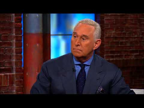 Roger Stone Reacts to Coordinated Strikes in Syria