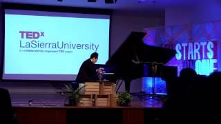 Raindrop Prelude and Rhapsody in Blue | Alpin Hong | TEDxLaSierraUniversity