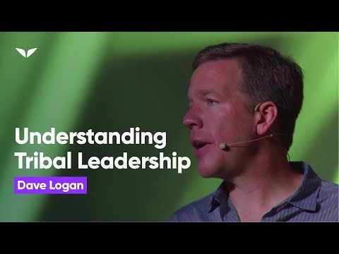 Understanding Tribal Leadership - How Companies Create Great Culture | Dave Logan