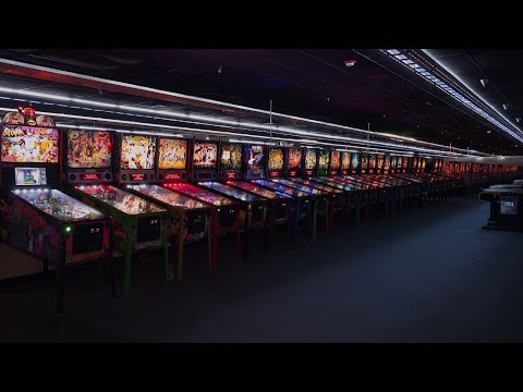 Let's Visit Arcade Expo 3.0 At The Museum Of Pinball