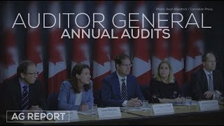 What can the government improve on, according to the AG audits?