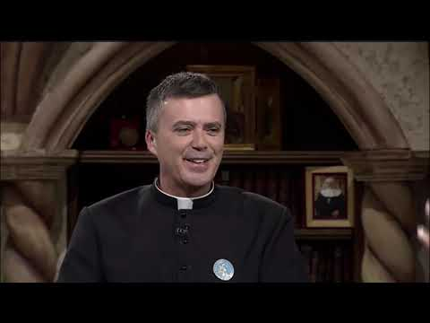 EWTN Live-Fr. Wade Menezes CPM is interviewed by  Fr. Mitch Pacwa SJ