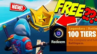 FORTNITE ALL TIERS FREE GLITCH SEASON 9! Fortnite Battle Royal Glitches