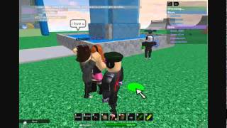 Having fun on roblox and ODER hunting