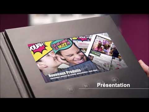 Vidéo-Book  - Pour quel usage ? - Agence ProMedia
