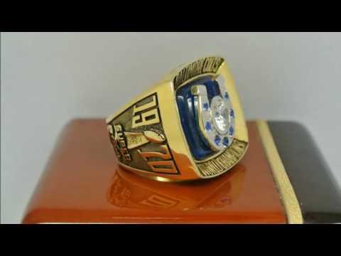 Baltimore Colts 1970 NFL Super Bowl V Championship Ring