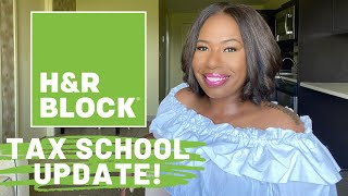 H&R BLOCK TAX SCHOOL UPDATE: IS THE COURSE WORTH IT? WHAT TO EXPECT? 2020
