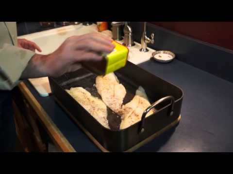 Orange Roughy Cooked Right! A Nice And Easy Fish Recipe!