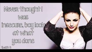 Cher Lloyd ft T.I - I Wish - Lyrics HQ