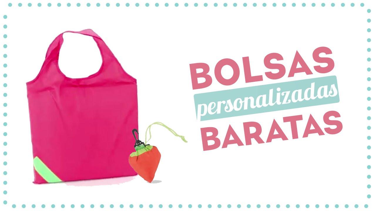 c6e508ccf Bolsas personalizadas baratas - bolsas compra - YouTube