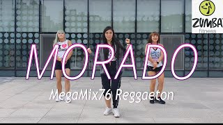 [ZUMBA] Morado ┃MegaMix 76┃ Reggaeton┃ J Balvin ┃ Team Lucimos