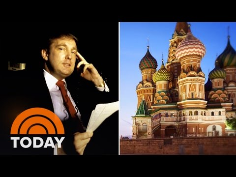 Breaking Down Donald Trump's Decades-Long Connection With Russia | TODAY