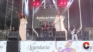 Azúcar Moreno en Los Palomos 2017
