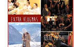Fin de Año | Extra Vlogmas · FELIZ 2015 Thumbnail