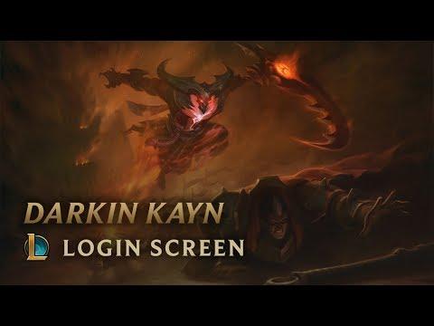 darkin-kayn,-the-shadow-reaper-|-login-screen---league-of-legends