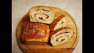 Хлеб на МИНЕРАЛЬНОЙ воде с паприкой ФОКАЧЧА