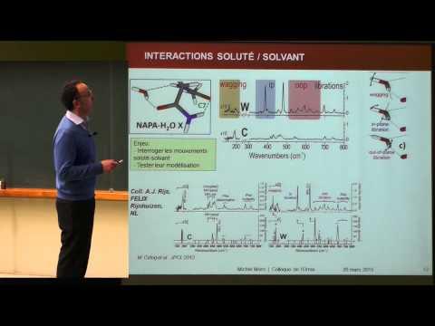 Perspectives en spectroscopie moléculaire : quand les lasers s'attaquent aux molécules biologiques