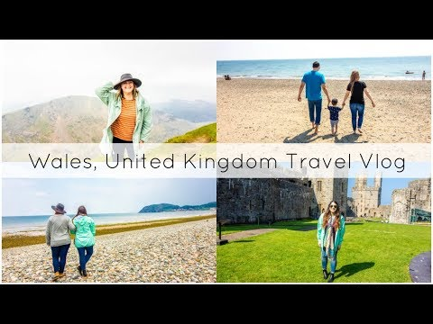Wales, United Kingdom Travel Vlog | As Told By